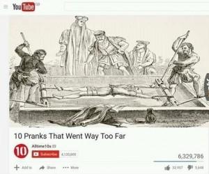It's just a prank, bro!
