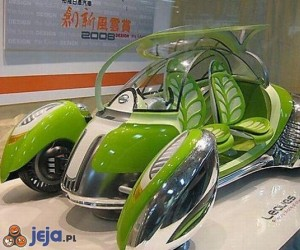 Ekologiczny samochód