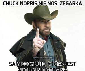 Chuck Norris niezwyciężony