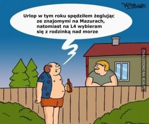 Polskie wakacje