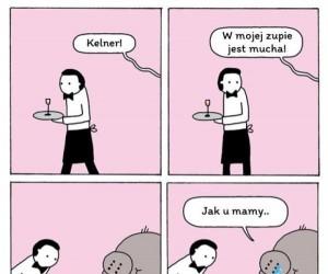 Jak u mamusi