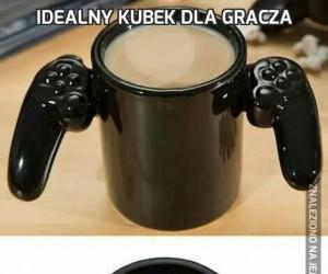Idealny kubek dla gracza