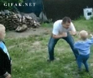 Trenuję od najmłodszych lat