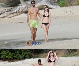 Emma Watson i jej nowy chłopak
