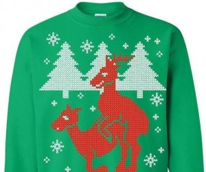 Świąteczne sweterki