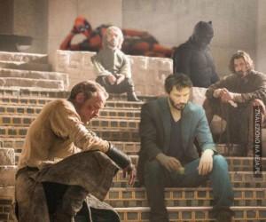 Wszyscy czekają na Deadpoola...