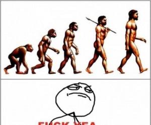 Dzięki wielkie, ewolucjo!