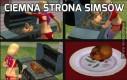 Ciemna strona Simsów