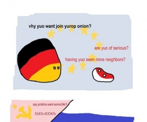 Czemu Polska chce wejść do Unii?
