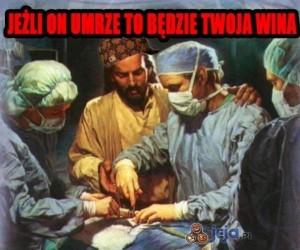 Lekarze nie mają łatwo