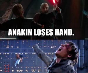 Pechowi Skywalkerzy
