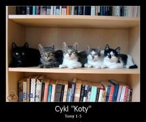 """Cykl """"Koty"""""""