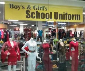 Ale piękne mundurki szkolne