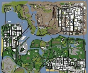 Znana mapa