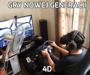 Gry nowej generacji