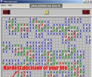 Najtrudniejsza decyzja w Twoim życiu