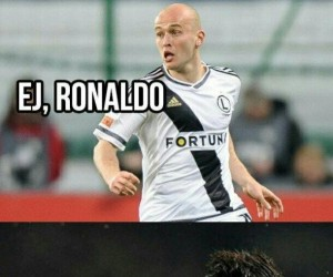 Ronaldo, bój się