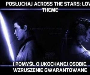 Posłuchaj Across the Stars: Love Theme