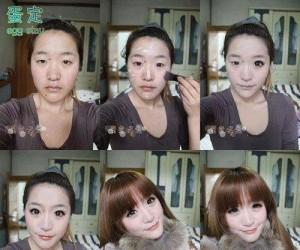 Jak się malują kobiety w Japonii