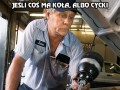 Mądre słowa mechanika