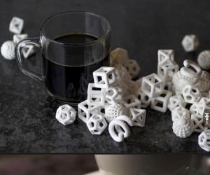 Kostki cukru z drukarki 3D