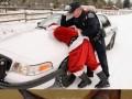 Mikołaj aresztowany za brawurową jazdę
