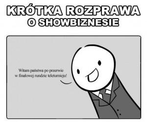 Krótka rozprawa o showbiznesie