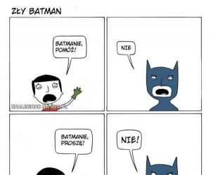 Batmanie, pomóż!