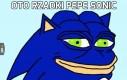 Oto rzadki Pepe Sonic