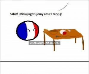 Gotowanie z Francją