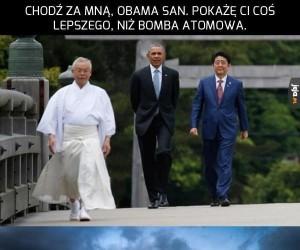 Obama San, zobacz, co my mamy w zanadrzu!