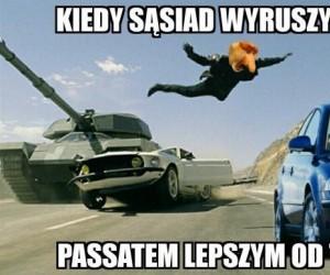 Szybki i wściekły Janusz