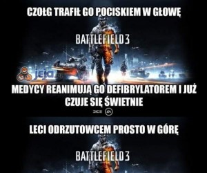 Logika w Battlefield 3