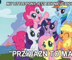 My Little Pony jest jak nieudany związek