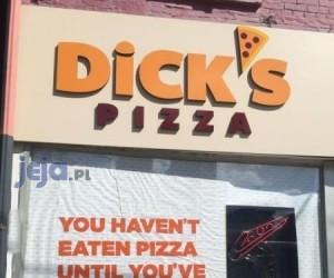 Nie wiesz co to pizza dopóki nie spróbujesz... Tytuł za długi. Musimy kończyć.