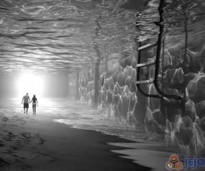 Wspólny spacer w nieznane