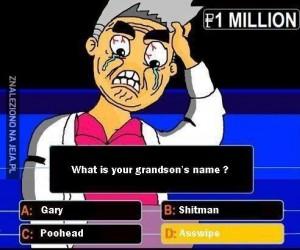 Pytanie za milion