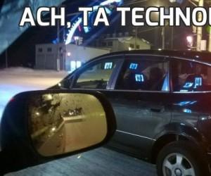 Ach, ta technologia...