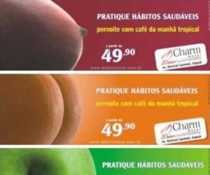 Reklama owoców