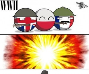 Polandball, i co narobiłeś?
