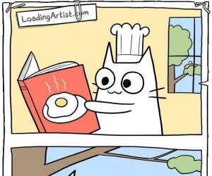 Kot kucharz