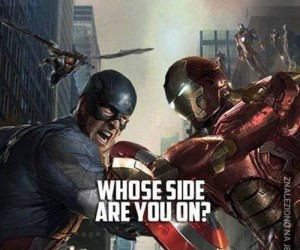 A Ty po której jesteś stronie?