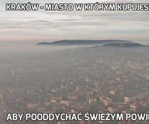 Kraków - miasto w którym kupujesz lays'y