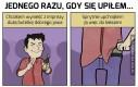 Prawdziwe pijackie opowieści z formie komiksów cz. 1