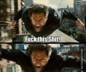 Zawsze chciałem być Supermanem!