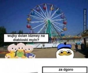 Dolan i diabelski młyn