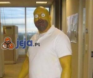 Gdyby Homer Simpson istniał naprawdę