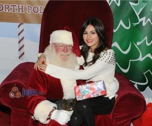 Mikołaj jest zadowolony