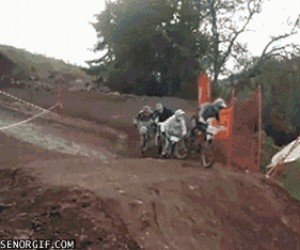 Rower, natychmiast tu wracaj!