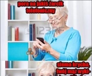 Babciowe żarty